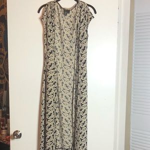 Vintage BCBG MAXAZIRA wrap dress